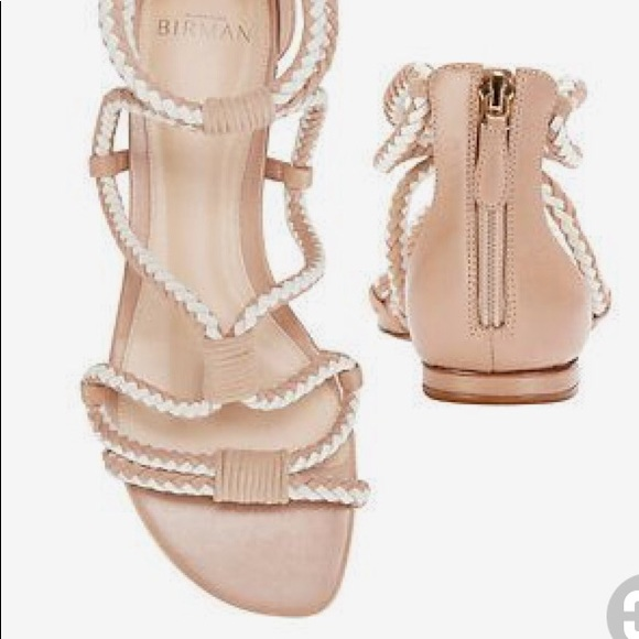 45ffbb221dc Alexandre Birman Shoes - Alexandre Birman for Intermix braided sandals 40
